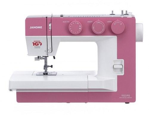 Швейная машина Janome 1522 PG Anniversary Edition