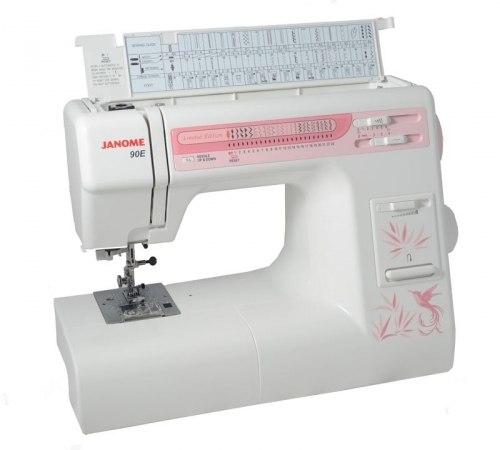 Швейная машина Janome 90E