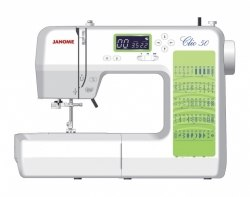 Швейная машина Janome Clio 50