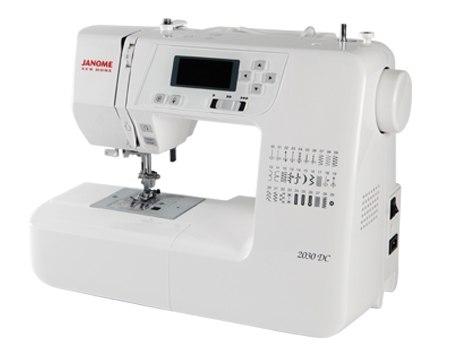 Швейная машина Janome Decor Computer 2030/DC2030
