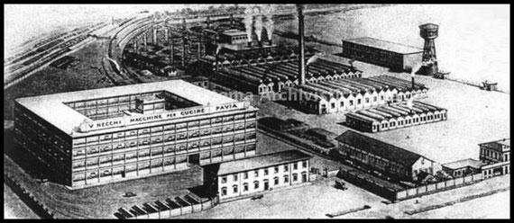 Завод швейных машин Necchi