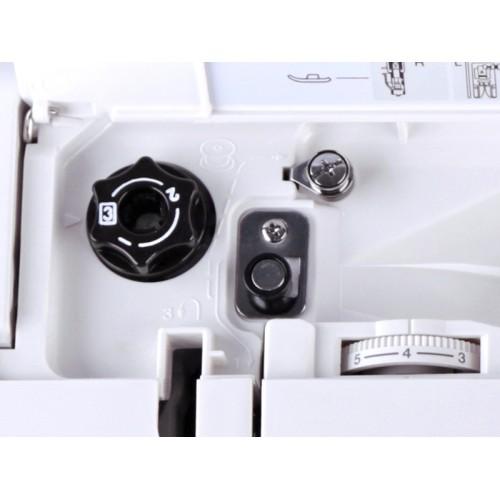 Регулятор давления лапки на ткань и натяжения верхней нити Janome ArtDecor 724E