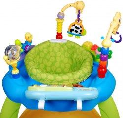 Центр игровой с батутом My paradise