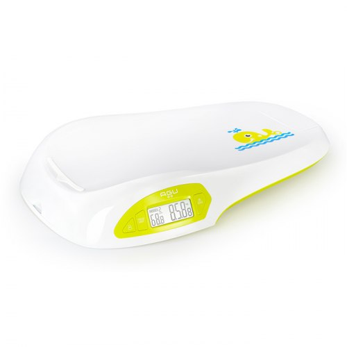 Детские электронные весы AGU Wally с ростомером