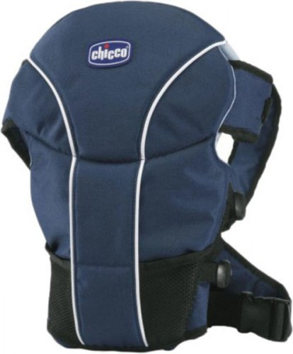 Рюкзак-кенгуру Chicco Go Baby Carrier blue