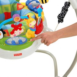 "Прыгунки Fisher-Price Discover 'n Grow ""Африка"""