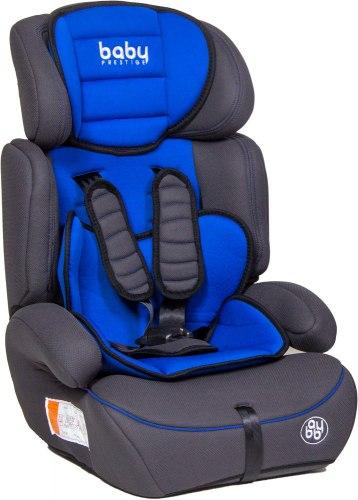 Автокресло детское Baby Prestige Zenith (Blue) группа 1/2/3 от 9 до 36 кг