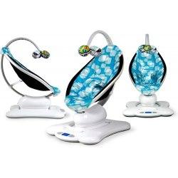 Электронные качели 4Moms Mamaroo 2.0 Blue Plush