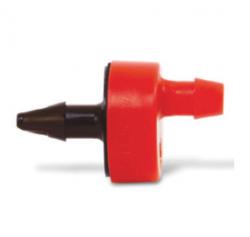 Самопробивной эмиттер XB-20PC,(красный) расход 7,6 л/с