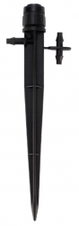 Микроооситель на штыре с рег. расходом XS-360TS-SPYK (Зонтик)