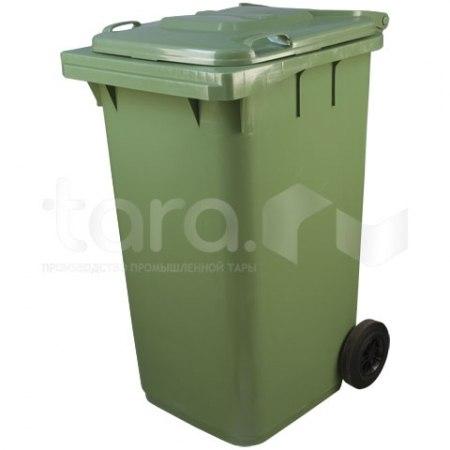 Мусорные контейнеры 240 литров МКТ 240