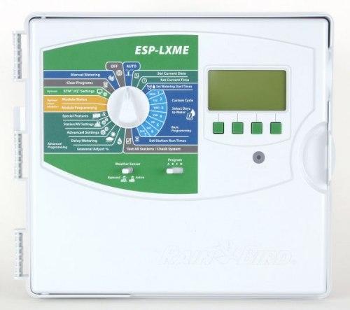 Модульный контроллер полива ESP-LX-MEUR (от 8 до 48 станций) нар.монтаж