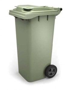 Контейнер мусорный 120 литров