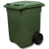 Контейнер мусорный 370 литров