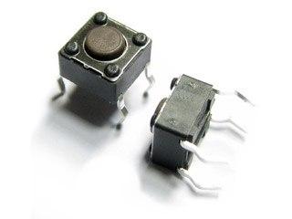 Кнопка тактовая DTS-61N-V