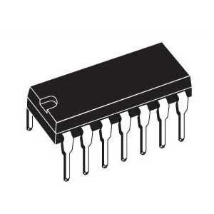 Драйвер MOSFET IR IR2110PBF