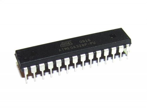 Микроконтроллер Atmel ATmega328P-PU