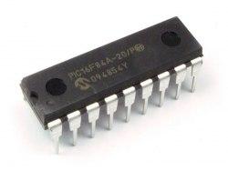 Микроконтроллер Microchip PIC16F84A-20I/P