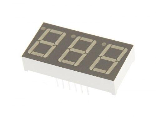 Семисегментный дисплей Raycon REC-S5361CG-G
