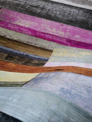 Ковёр в гостиную Фиолетовый Паркет (под заказ. Срок ожидания 2-3 недели)