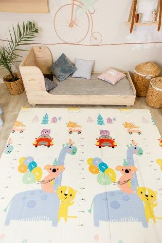 Детский складной коврик ХРЕ-39