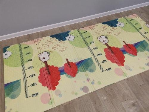 Детский складной коврик-книжка ХРЕ-93