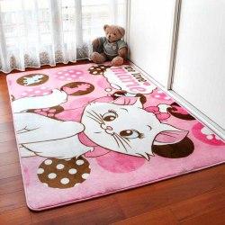 Детский плюшевый мягкий коврик Милая Кошечка ПК-14