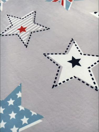 Мягкий толстый ковер-мат ТМ-18 Звёзды