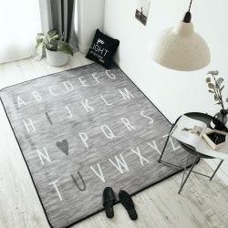 Детский теплый коврик мат Алфавит ТМ-56