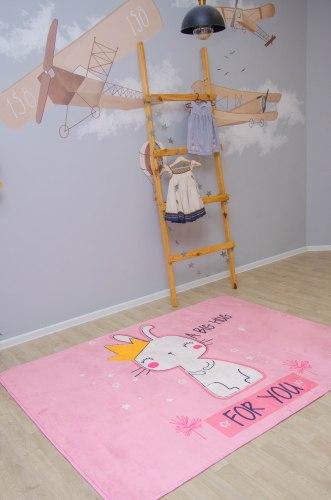 Детский плюшевый коврик Корона ПК-15