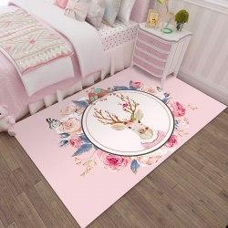 Детский коврик Розовый Олень СКИДКА 20 % Infant Shining ДП-26