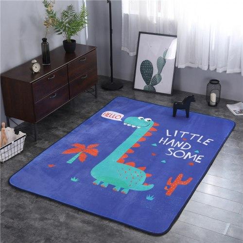Плюшевый коврик ПК 36
