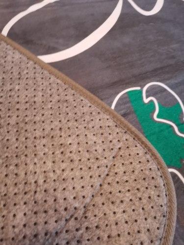 Плюшевый коврик ПК 41