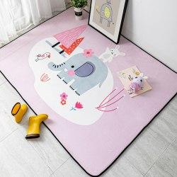 Плюшевий килим Слон рожевий ПК-96