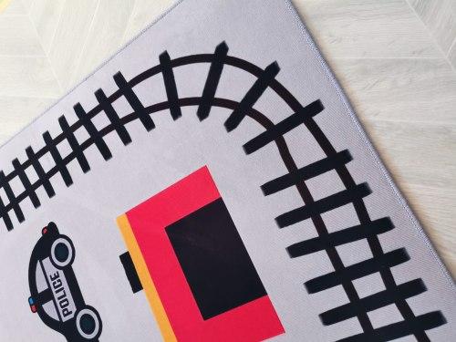 Детский ковер Городок ДП-147
