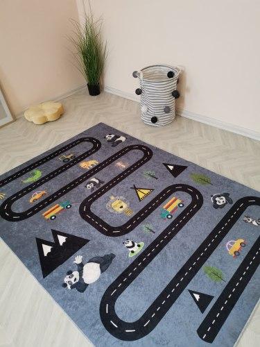 Детский ковёр (внутри поролон) ТУРЦИЯ Трек