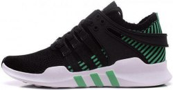 EQT Support ADV Black/Green/White Adidas