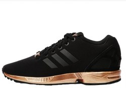 ZX Flux Light Copper Metallic Adidas