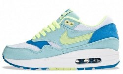 Air Max 87 Premium Julep Liquid Lime/White Nike