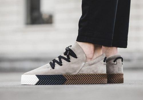 Alexander Wang x Adidas Originals Skate Brown/Beige Adidas