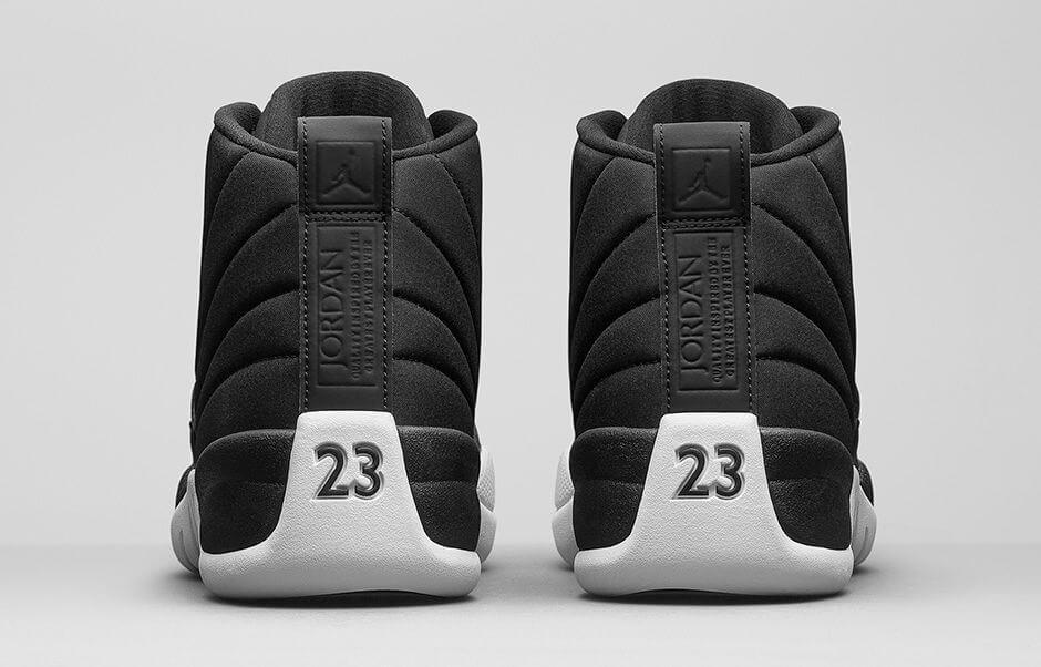 ᐉ Купить баскетбольную обувь Air Jordan 12 Retro Black Nylon Nike ... f9c7f6b280091