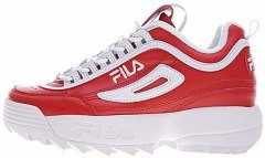 "Disruptor II ""Red"" Fila"