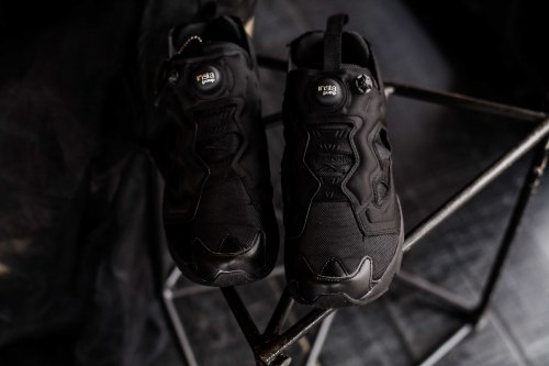 Insta Pump Triple Black Reebok