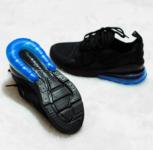 Air Max 270 Blacj/Blue Nike