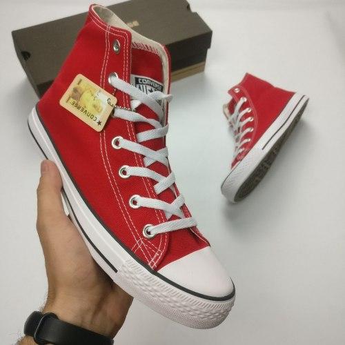 """Кеды All Star High """"Red/White"""" Converse"""
