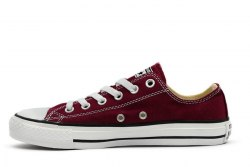 "Кеды All Star Low ""Bordo"" Converse"