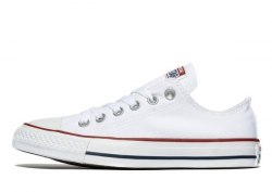 "All Star Women Low ""White"" Converse"