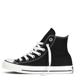 "All Star High ""Black/White"" Women Converse"