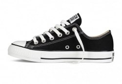 "All Star Low ""Black/White"" Women Converse"