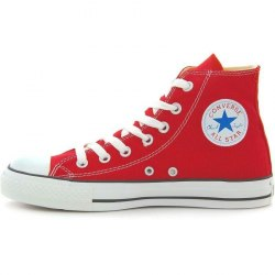 "All Star High ""Red/White"" Women Converse"